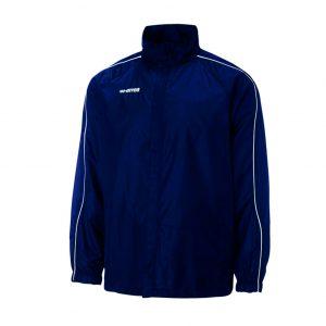 giacca rain blu