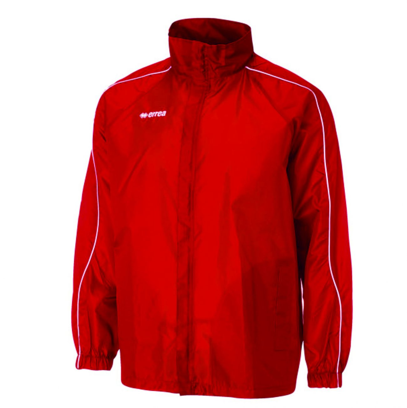 giacca rain rosso