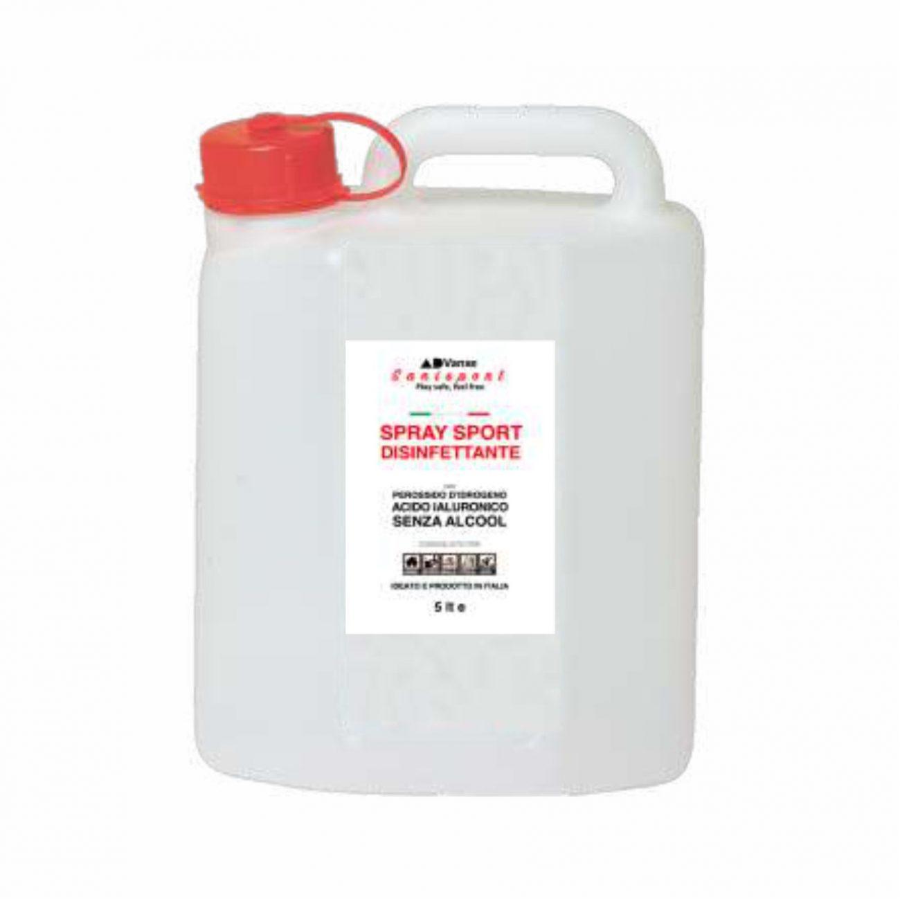 spray superficie tanica 5 L
